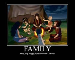 Dysfunctoinal Family by Batz108
