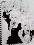 Beelzebub - Demon form of Hilda by yantinqqx