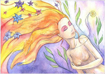 The dryad by ukyia