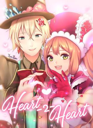 C: Heart to Heart by DumplingYumYum