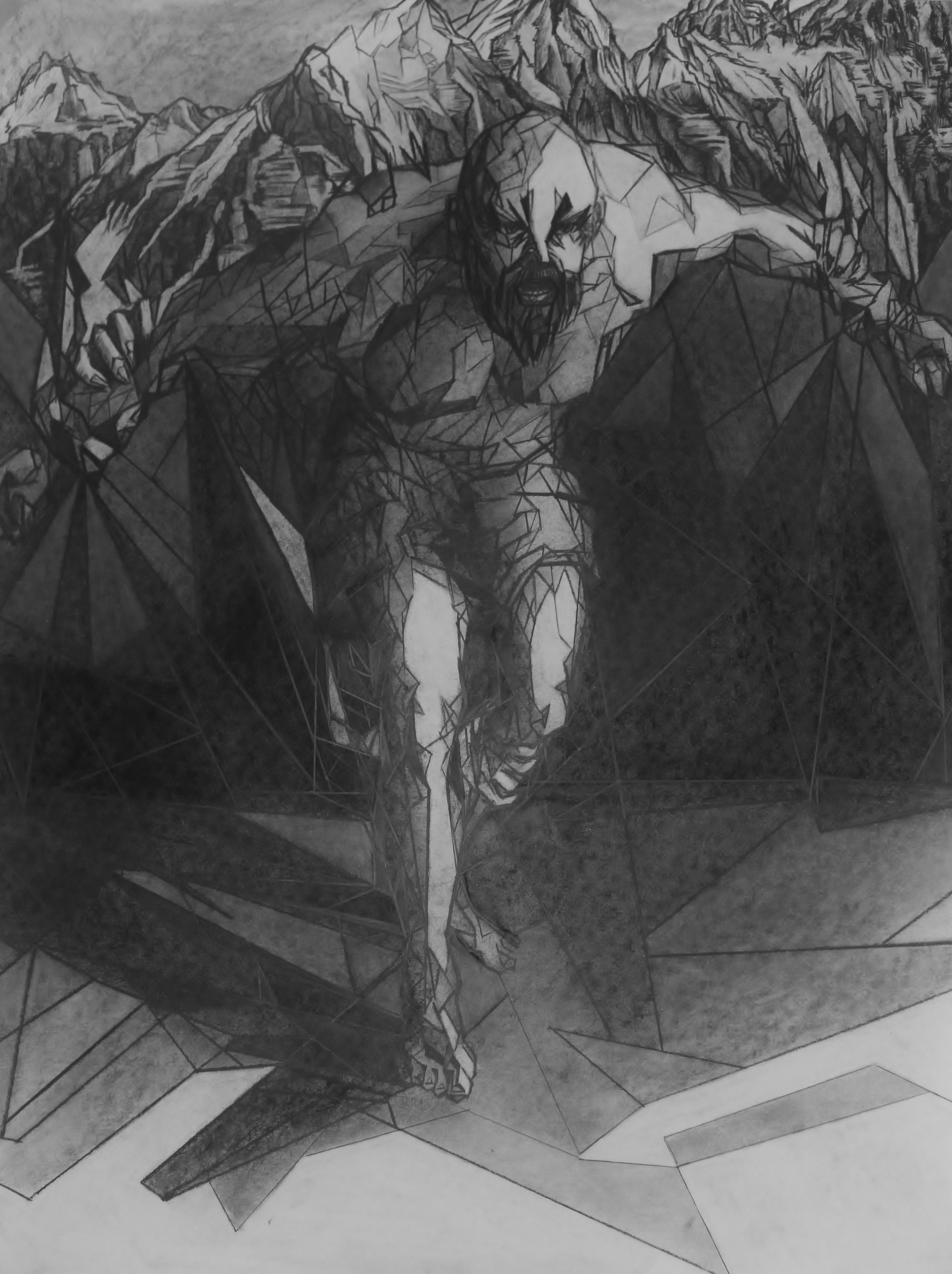 Prometheus Captured by IanC3 on DeviantArt