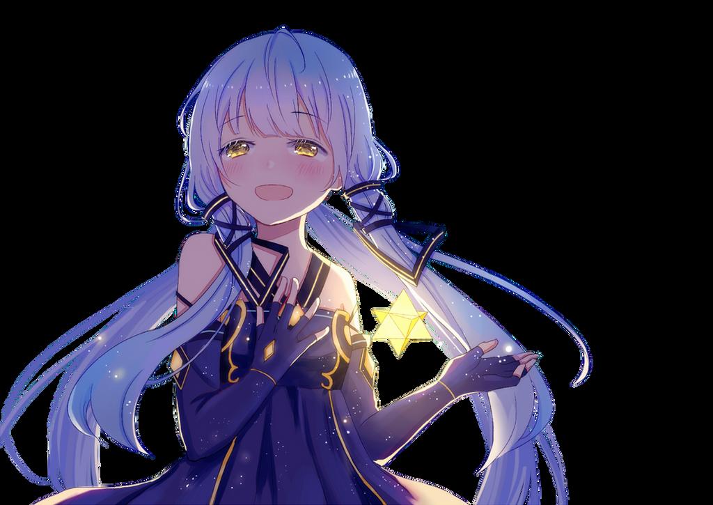 Anime Girl Render 5 (stardust) by AnimeRenders98 on DeviantArt