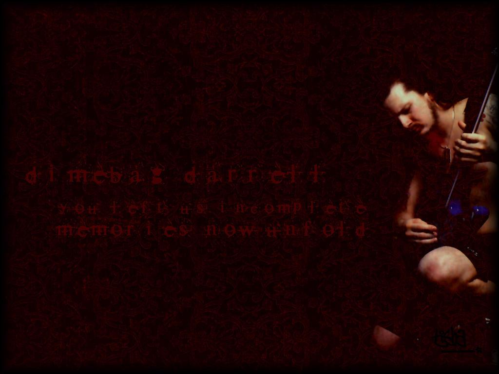 On Behalf of Dimebag Darrell by Dimebag-Darrell