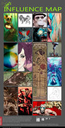 Influence Map by hongo-9195
