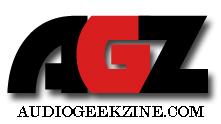 Audiogeekzine small logo by necrosensual-art