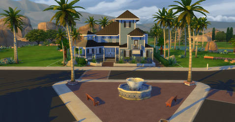 Bahama Breeze by BUILDSims