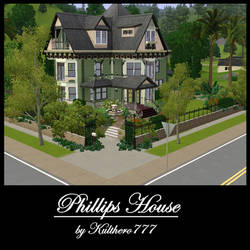 Phillips House by BUILDSims