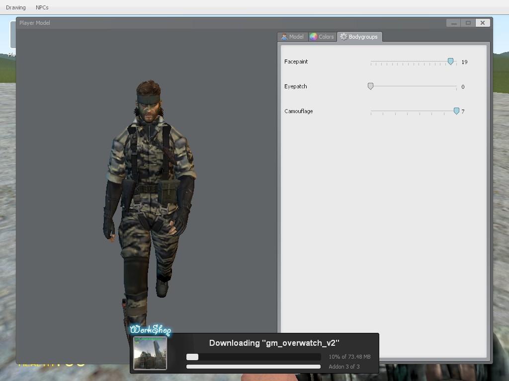 My GArrys Mod Player Model by devijavi on DeviantArt