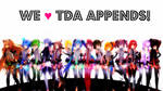 [MMD DL] We Love TDA Appends! (+Download Links!)