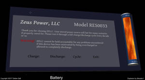 Credited Battery