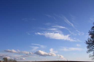 Sunny Sky 2 by pelleron-stock