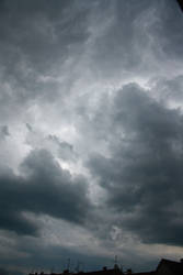 Stormy Sky 3 by pelleron-stock