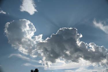 Sunny Sky 3 by pelleron-stock