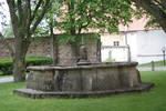 Fountain by pelleron-stock