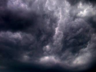 Stormy Sky 5 by pelleron-stock