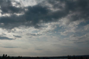 Stormy Sky 8 by pelleron-stock