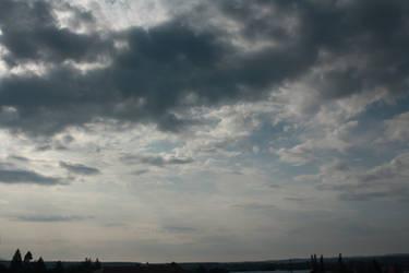 Stormy Sky 8 by pelleron-stock