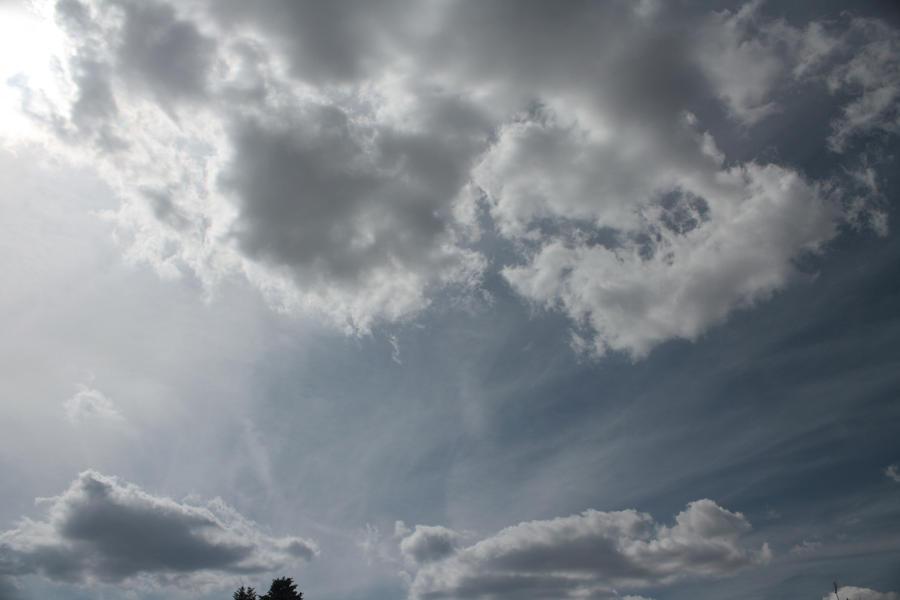 Sunny Sky 5 by pelleron-stock