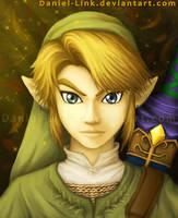 Hero of Hyrule by Daniel-Link