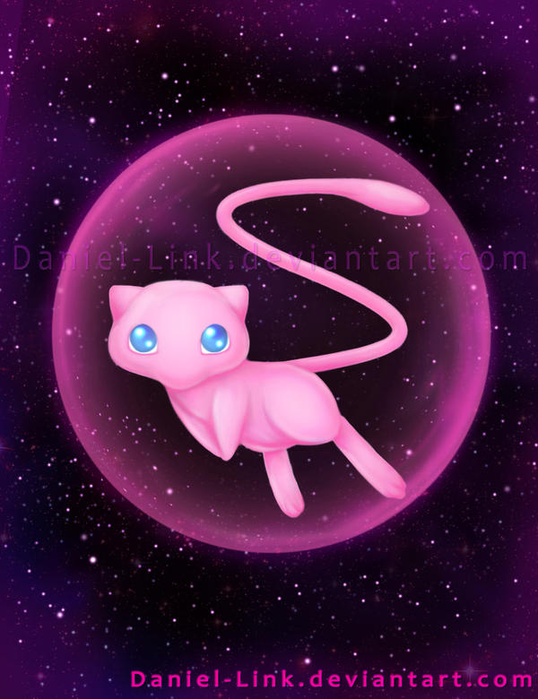 Mew: Thanks for the 10000 by Daniel-Link