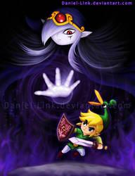 Vaati vs Link by Daniel-Link