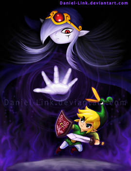 Vaati vs Link