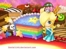 Sweet Rosalina by Daniel-Link