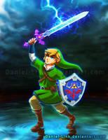 Link: Skyward Sword by Daniel-Link