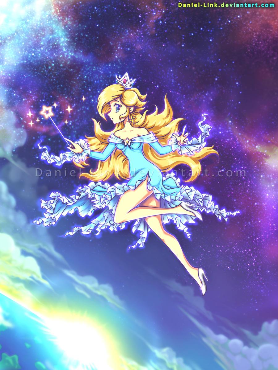 Cosmic princess :P by Daniel-Link