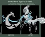 Draw this again - Sirius