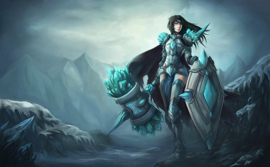 Female Taric by Showmeyourmoves