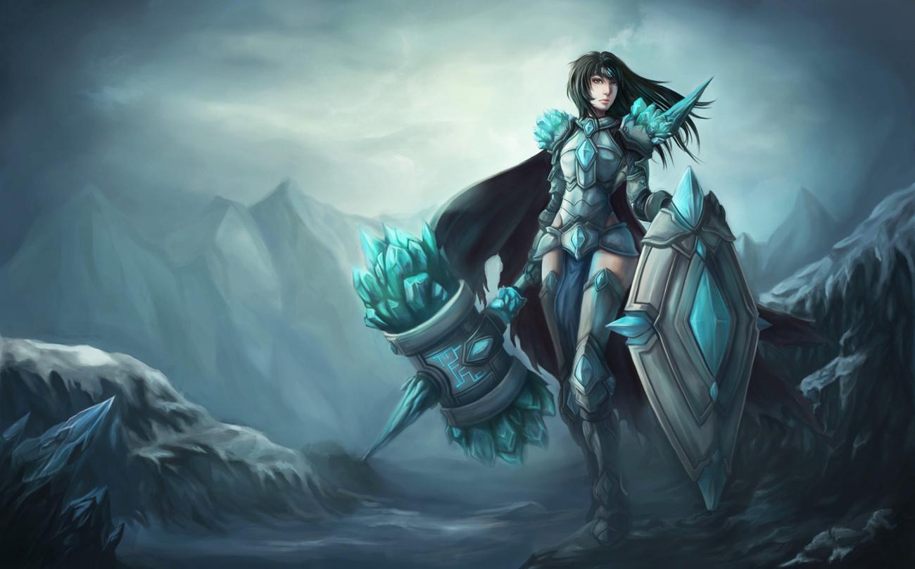 Citation - Taric, the GEM Knight Gem League Of Legends