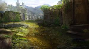 Plain Ruin by Showmeyourmoves
