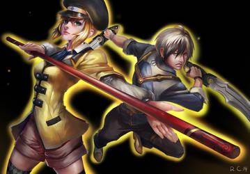 Tales of Xillia 2 Fan Arte! by Showmeyourmoves