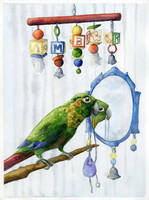 Bird World by MoonMouseStudio