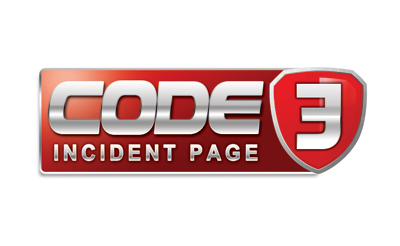 Code3 Incident Page Logo by identicraft