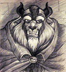 Portret of Beast 2