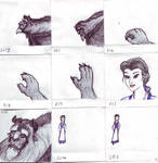 BatB fan-cartoon - concepts