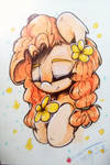 Golden Flower by fluorbaryt