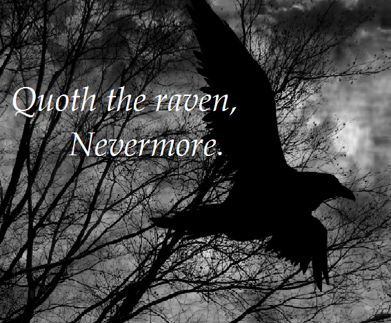 NEVERMORE By FrostedDolphins On DeviantArt