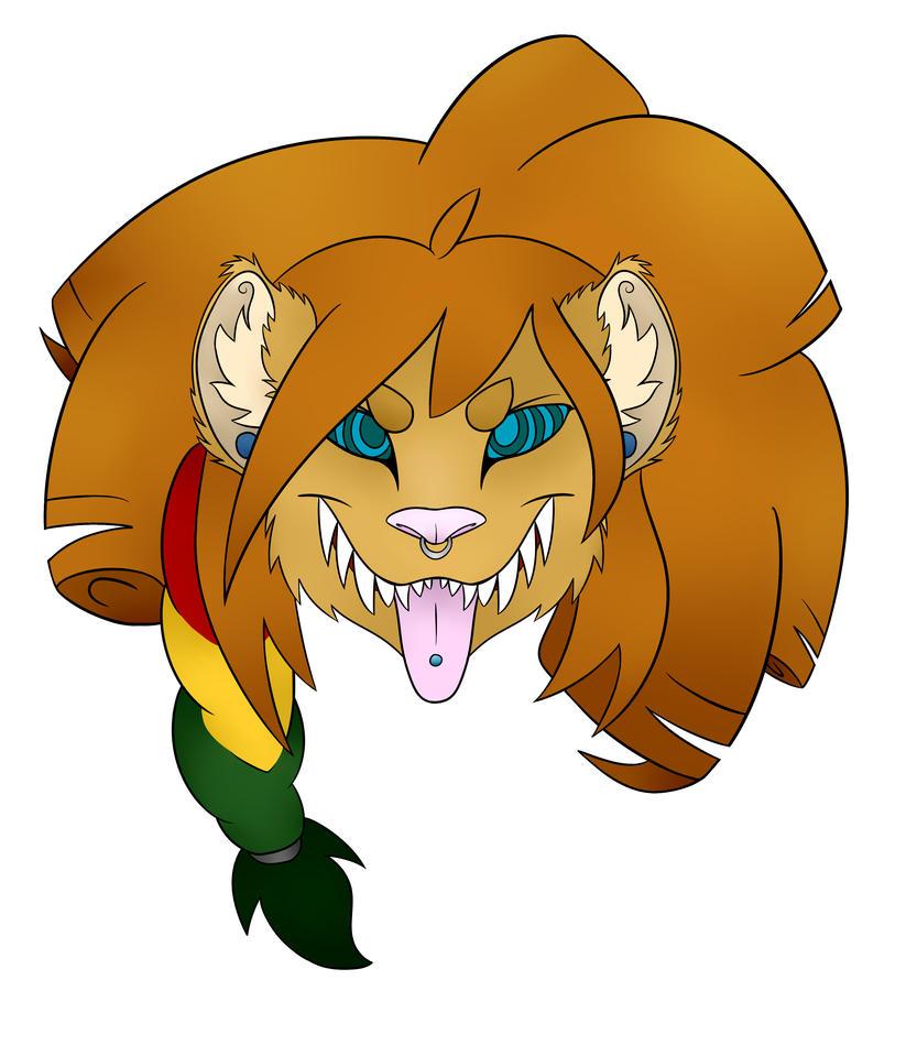 Lion by pulchra-mortuus