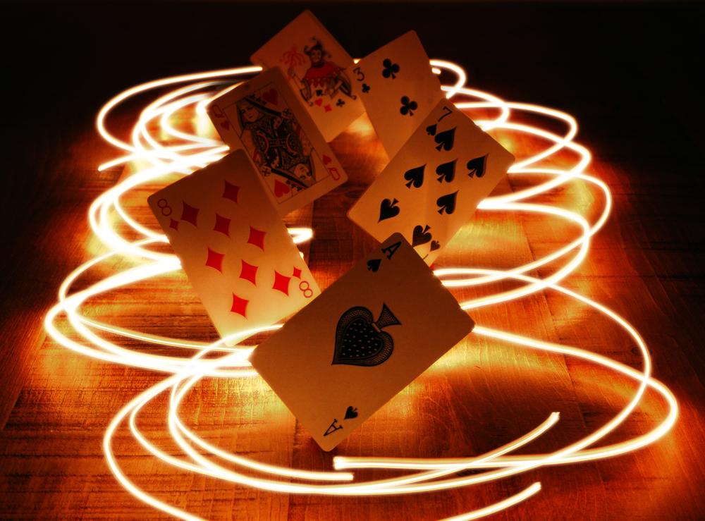 card trick video