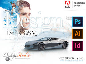 Design Studio eLearning Poster