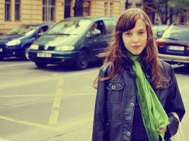 city girl by Clergna