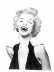 Marilyn Monroe by Clergna