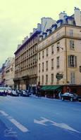 Paris by Clergna