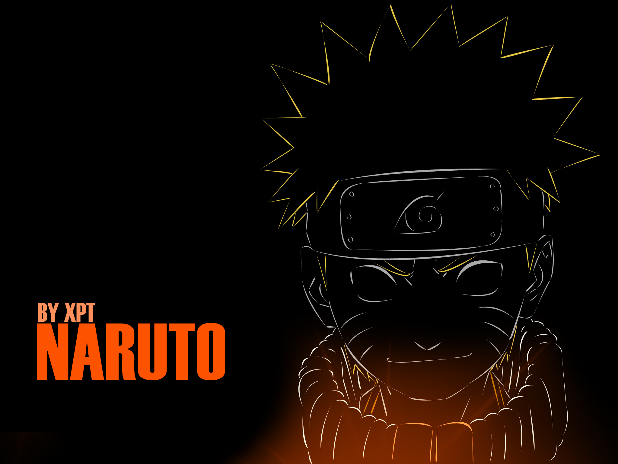 Vector Naruto Wallpaper by Alakran