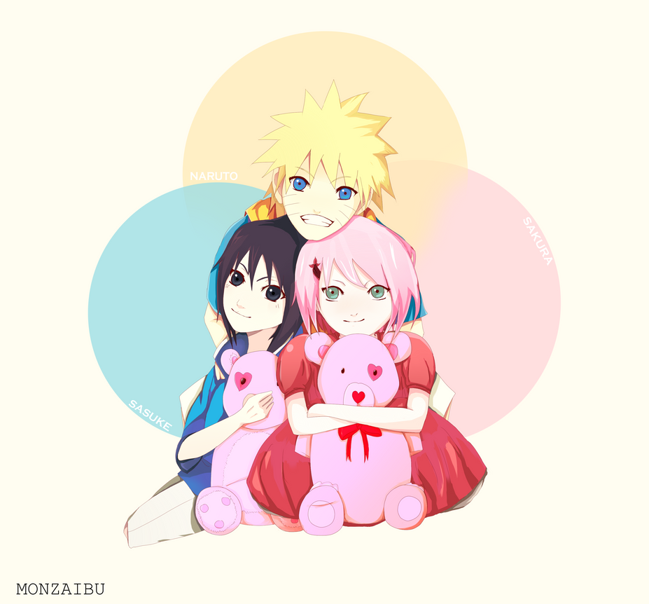 Young Team 7 by monzaibu