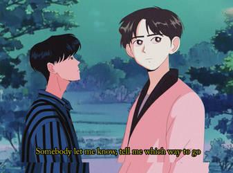Verse 2 As 90's Anime 1/4 by monzaibu