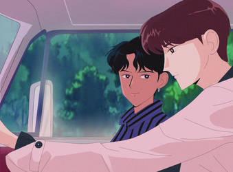 Verse 2 As 90's Anime 4/4 by monzaibu